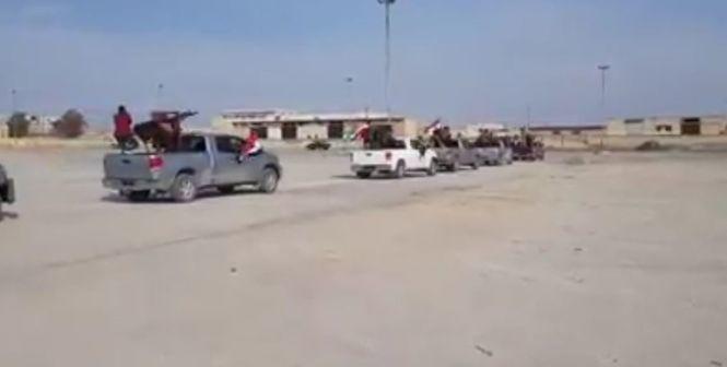 Асадовские силы вошли в Африн - Видео