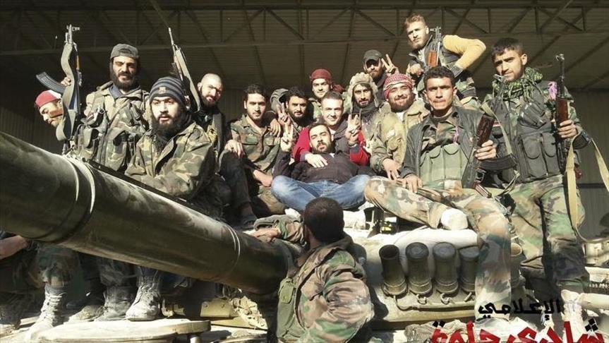 Фотограф-армянин AFP распространяет ложь из Африна