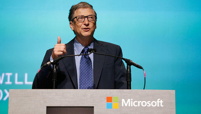 Bill Gates explained the cause of the spread of COVID-19
