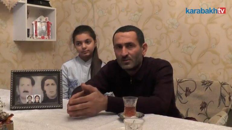 Xocalı şahidi: Uşaq ermənilərə tərəf qaçıb dedi ki... - Video