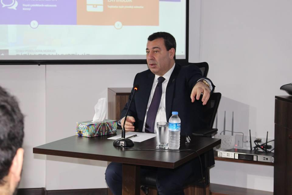 Səməd Seyidov BJM-də – Qarabağ müzakirəsi