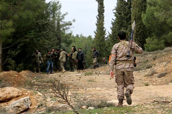 Türk ordusu bölgəni mühasirəyə aldı: terrorçular sıxışdırıldı