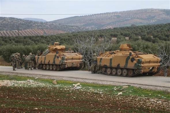 Türk ordusundan əməliyyat: 2 PKK-çı öldürüldü
