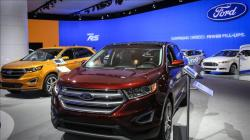 Ford president leaves after misconduct investigation