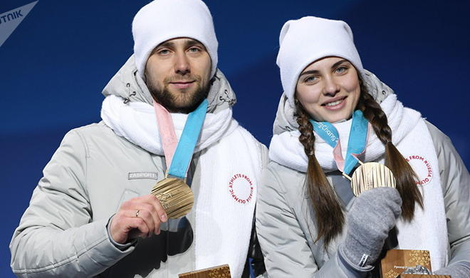 Russian curlers stripped of Olympic medals over doping probe