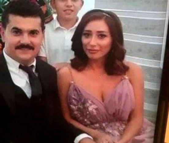 """""""Fəlakət"""" evlənir - Foto"""