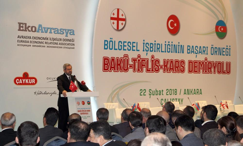 BTQ xüsusi əhəmiyyətə malikdir - Ankara forumu