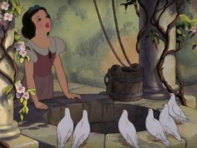 Принцесс Диснея лишили ногтей