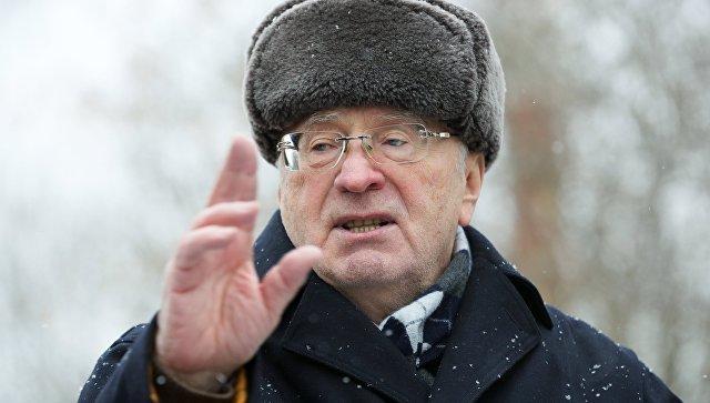 Жириновский рассказал, как похудел на 5 кг