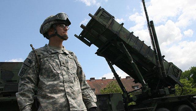 Patriot уже и в Швеции: США окружают Россию