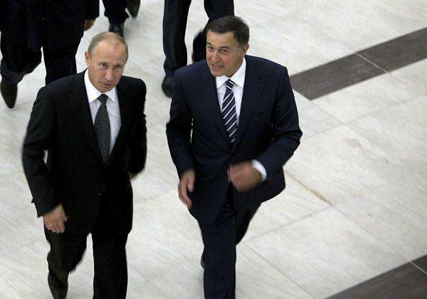 Причиной успеха соперника Путина оказался Агаларов