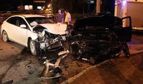 Beyləqanda ağır qəza: 2 nəfər öldü