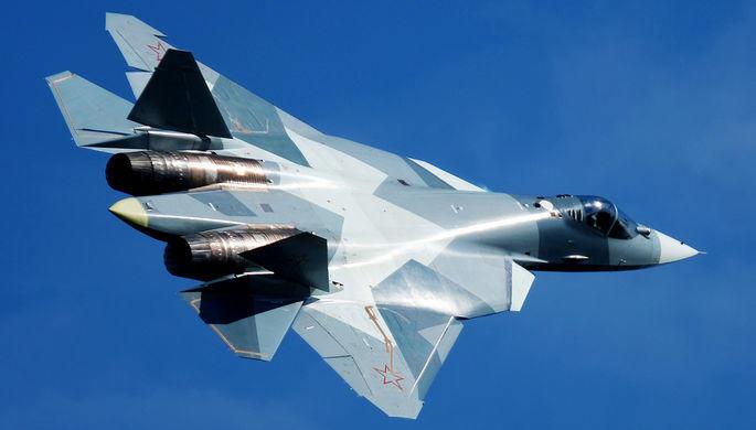 Истребителям Су-57 поменяют двигатели