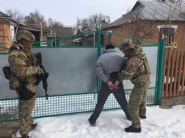 Azərbaycanlı cani Ukraynada tutuldu - Foto