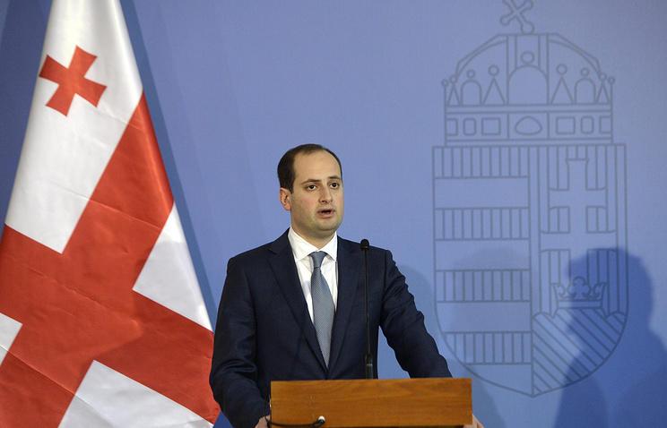 Дания выделит Грузии €27 млн