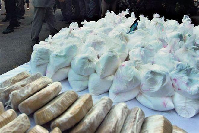 В российском посольстве нашли наркотики на €50 млн