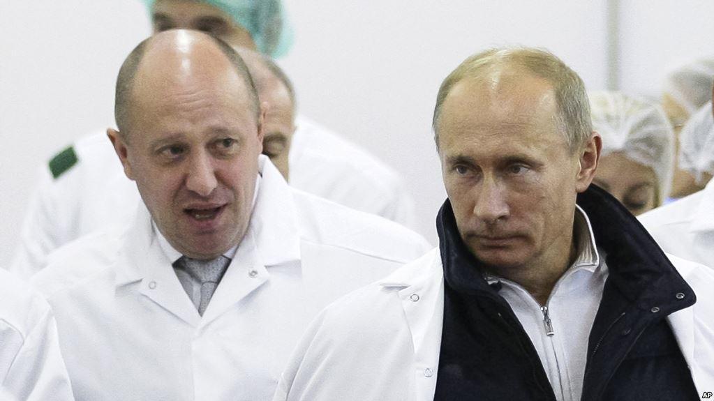 """""""Повара"""" Путина уличили в атаке наемников в Сирии"""