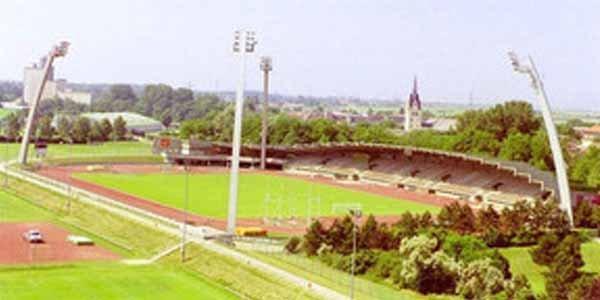 """""""Qarabağ Vyana"""" yeni stadiona qovuşdu - Foto"""