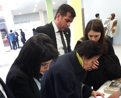 Xocalı və Srebrenitsa şahidləri dünyaya müraciət etdi - Foto