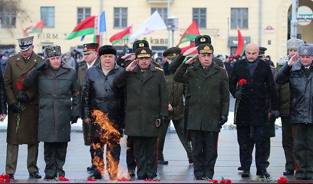 Лукашенко наградил Закира Гасанова - Фото