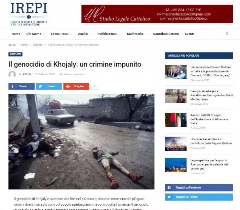 150 min azərbaycanlı deportasiya olunub... - İtaliya mediası