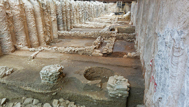 Под Салониками нашли древний город - Фото