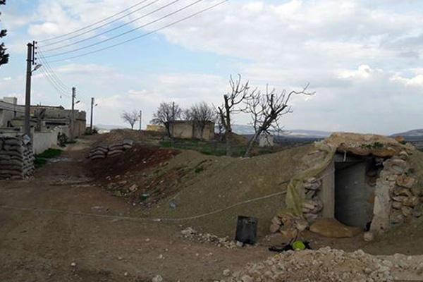 Türkiyə ordusu bu kəndlərdə tunellər tapdı