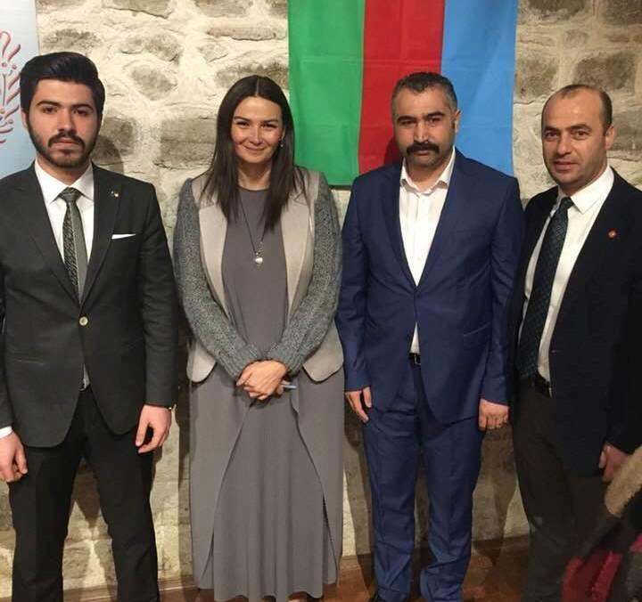 Azərbaycan vətənimiz, Qarabağ... – Türk Ülkü Ocaqları