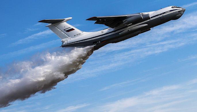 Россия разрабатывает самолет с лазерным оружием