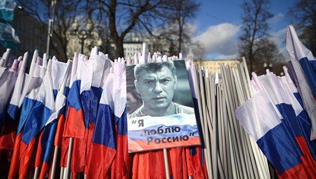 Moskva Nemtsova görə ayağa qalxdı – Foto