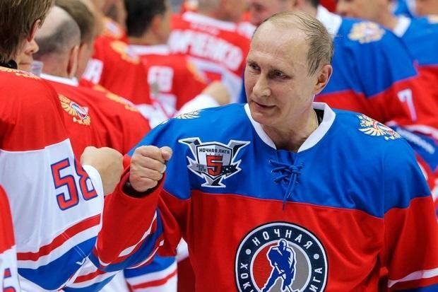 Команда без страны - США о русских хоккеистах