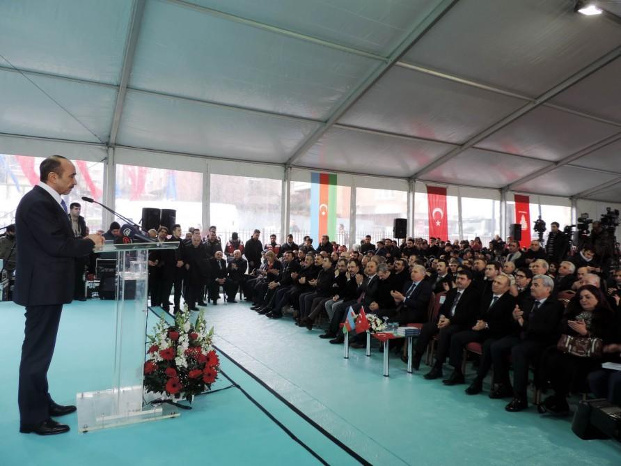 İstanbulda izdiham: Xocalı soyqırımı... - Foto