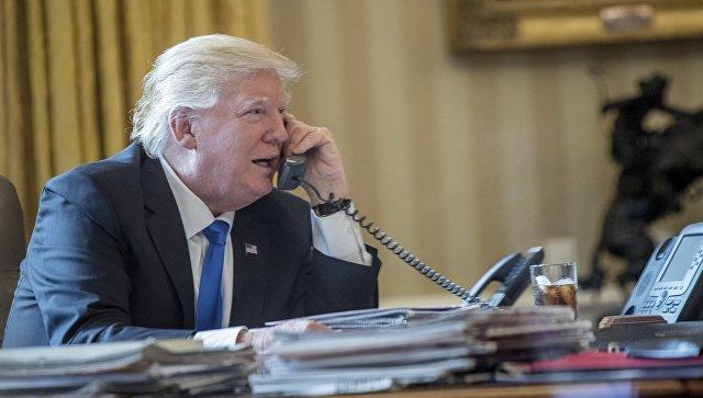 ترامپ تلفندا غضبلندی و ... – گرگینلیک
