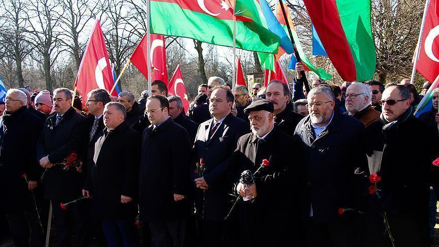 В Нидерландах и Швеции почтили память жертв Ходжалы
