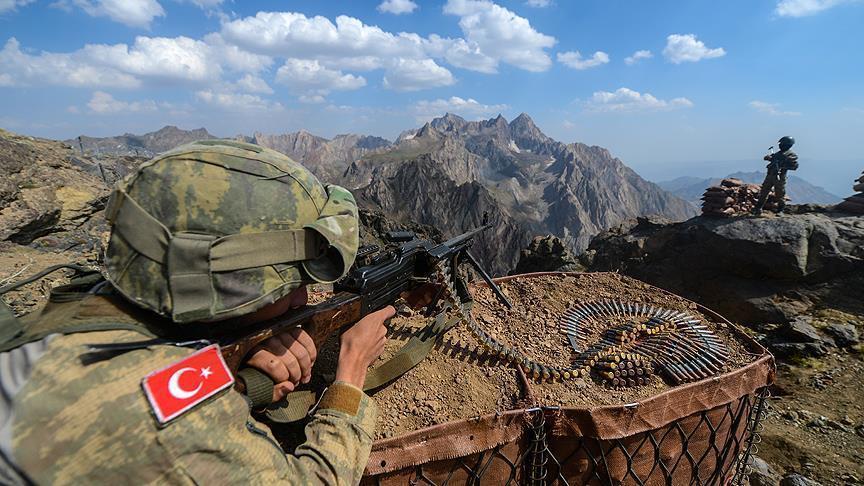 В Турции за неделю нейтрализовано 40 террористов