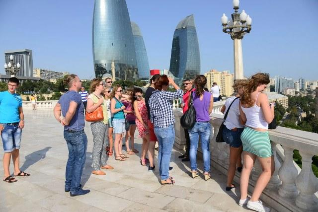 Over 1.7 million visitors arrived Azerbaijan in Jan.-July 2019