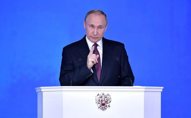 Putin warns the West: Our response will be harsh