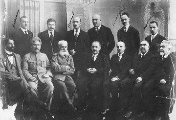 Арье Гут: АДР - первая светская демократия в исламском мире