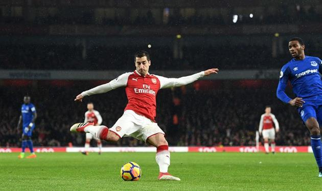 Arsenal not to bring Henrikh Mkhitaryan to Baku -