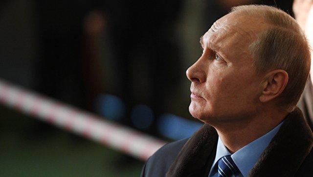 Путин заявил об угрозе мирового кризиса