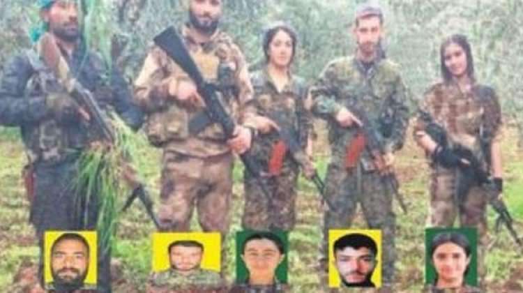 Şəkillərini yaydılar, türk ordusu məhv etdi - Foto