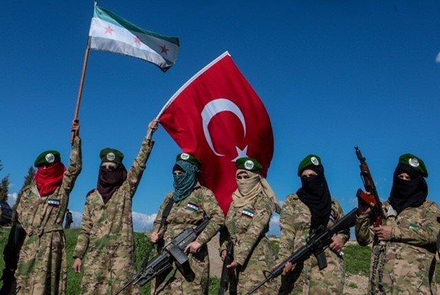ВС Турции не завершили начатую в Африне работу – Эрдоган