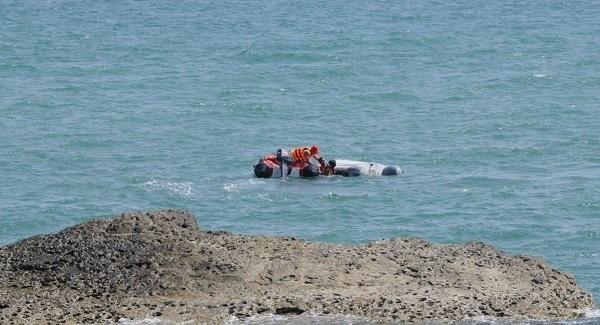 Sumqayıtda iki yeniyetmə dənizdə batdı