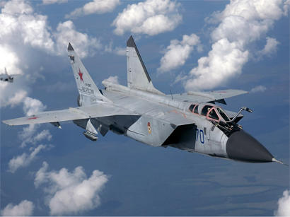 Rusiyanın yeni nəsil qırıcıları hazırdır: Böyük sıçrayış