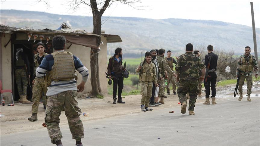 ABŞ İŞİD üzvlərini hərbi bazasına daşıdı