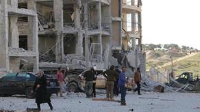 Terror qruplaşması İdlibdə özünə bank açdı
