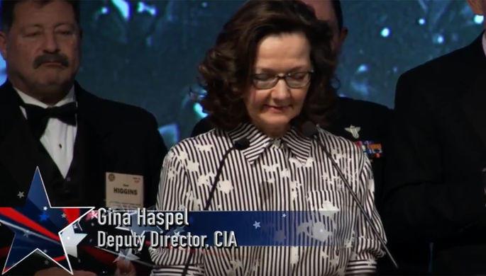 Джина Хаспел вступила в должность директора ЦРУ