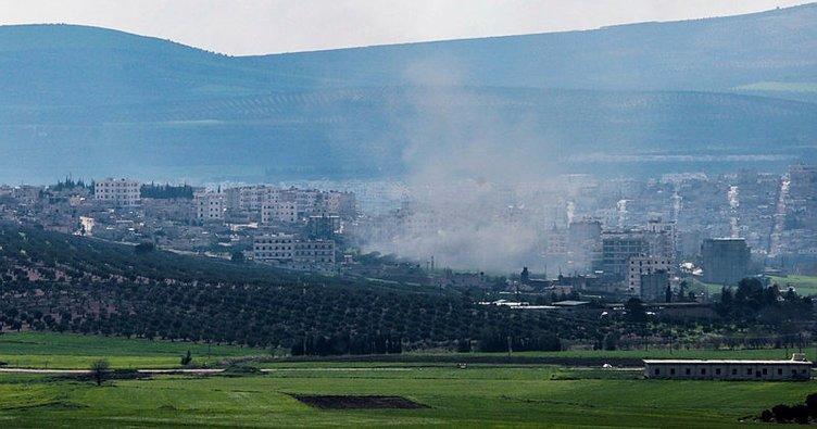 PKK Afrinə hücum etdi: ölən və yaralananlar var