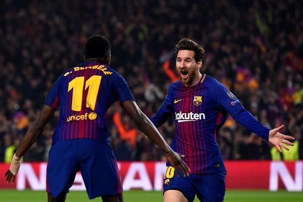 """""""Barselona"""" darmadağınla kuboku qazandı"""