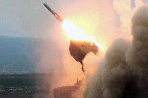 Ukraine hits Donetsk with UAV rockets -